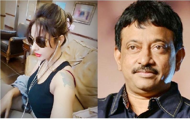 برہنہ ہوکر احتجاج کرنے والی اداکارہ پر رام گوپال ورما کا تبصرہ