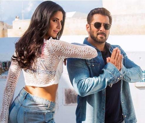 """فلم """"بھارت"""" میں پرینکا کی جگہ کٹرینہ نظر آئیں گی"""