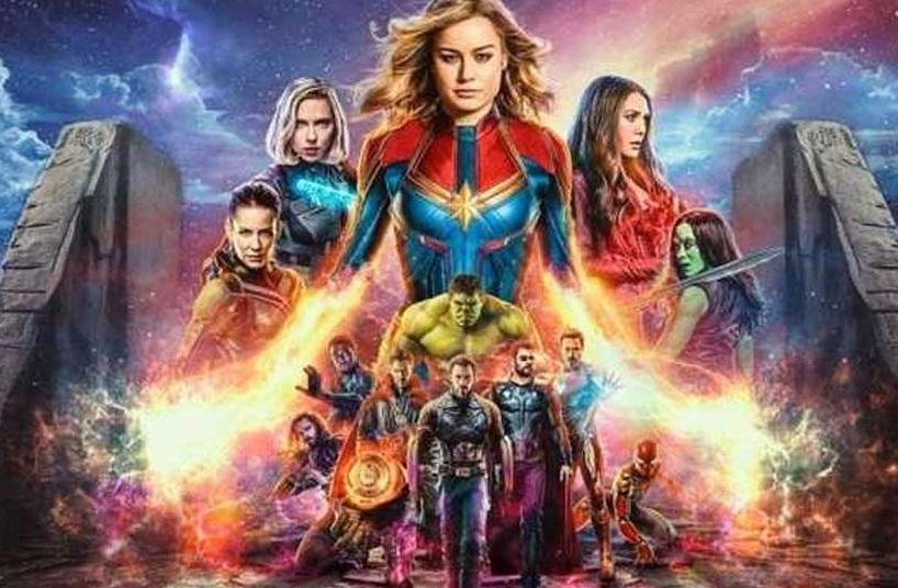 فلم مارول Marvel میں ہوسکتی ہے اس بالی ووڈ اداکارہ کی انٹری