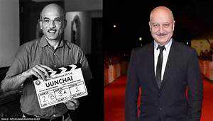 انوپم کھیر نے اپنی 520 ویں فلم کی شوٹنگ شروع کی