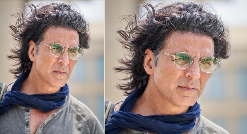 اکشے کمار نے شروع کی فلم رام سیتو کی شوٹنگ