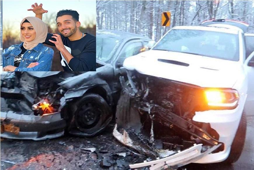 کار حادثے میں مشہور شام ادریس شدید زخمی