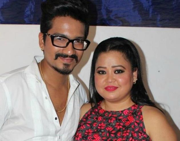 ٹی وی کی مشہور کامیڈین بھارتی اور ان کے شوہر اسپتال میں شریک