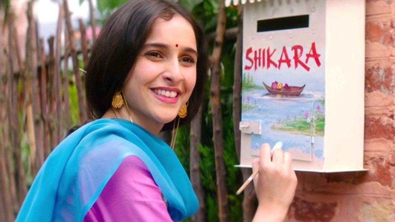 'شکارا'گرل سعدیہ کو بیسٹ دیبیواداکارہ کا خطاب