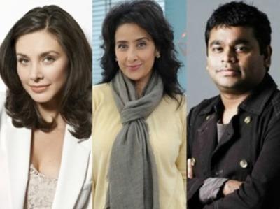 اے آر رحمان بنانے جارہے ہیں فلم، بالی ووڈ کی ان دو اداکاروں کو ملا رول