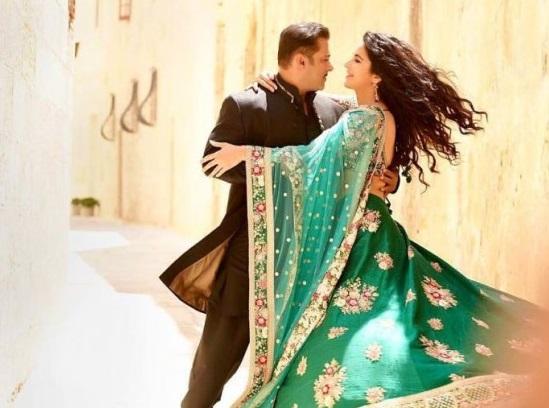 فلم بھارت کے لئے دس کروڑ روپے کا سیٹ تیار