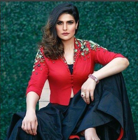 موٹے ماڈلس کو پہچان بنانے میں لمبا وقت لگتاہے: زرین خان