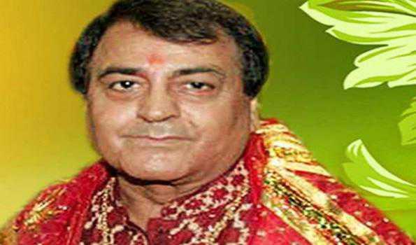 بھجن گلوکار نریندرچنچل کا انتقال