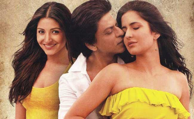 پھر ساتھ نظر آئے گی شاہ رخ خان، کٹرینہ کیف اور انوشکا شرما کی جوڑی
