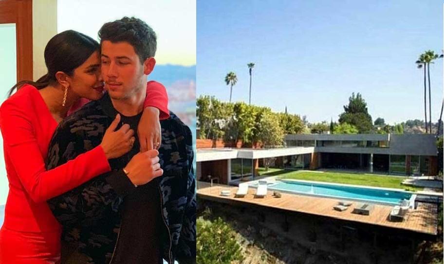 نک نے پرینکا کے لیے خریدا 47 کروڑ کا گھر