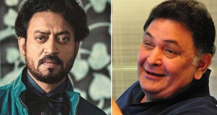 دہلی-ممبئی پولیس نے ریشی کپور اور عرفان خان کو آخری سلام کیا