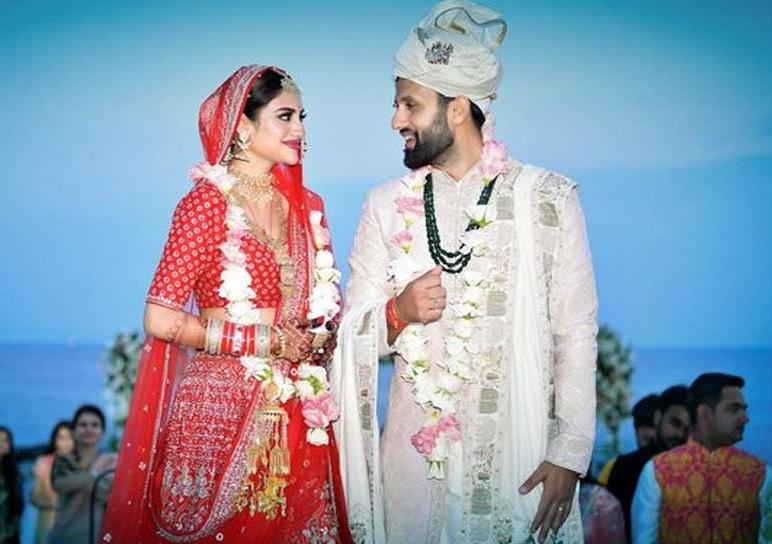 ترنمول کانگریس کی ایم پی اور بنگالی اداکارہ نصرت جہاں نے کی شادی