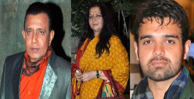 متھن چکرورتی کی اہلیہ اور بیٹے کے خلاف ایف آئی آر
