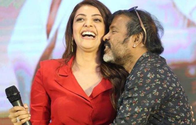 ایونٹ میں کاجل اگروال کو زبردستی کیا بوسہ، وائرل ہوا ویڈیو