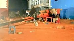 فلم انڈین-2 کے سیٹ پر کرین گرنے سے 3 کی موت، 9 زخمی
