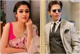 شاہ رخ خان جنوبی ہند کی اداکارہ نین تارا کے ساتھ جوڑی بنائیں گے