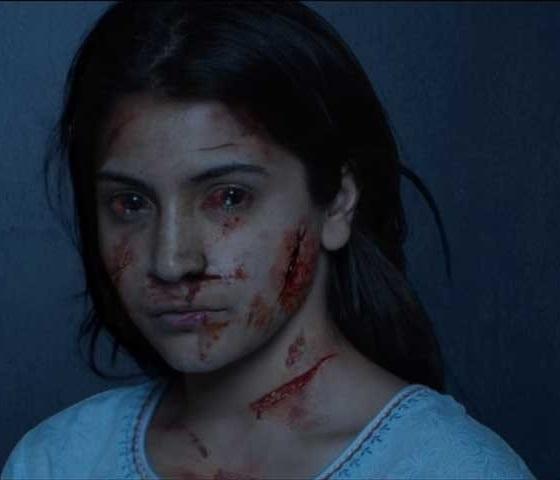 """فلم """"پری"""" کا ٹیزر ریلیز:انوشکا شرما مداحوں کو ڈرانے کے لیے تیار"""