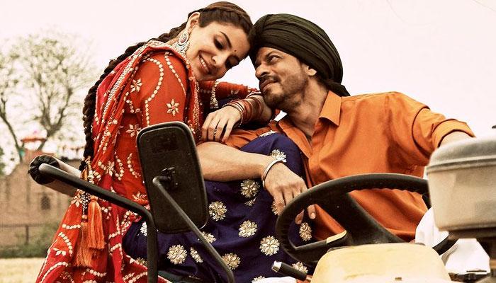 پنجاب کے کھیتوں میں انوشکا شرما کے ساتھ نظر آئے شاہ رخ خان ...