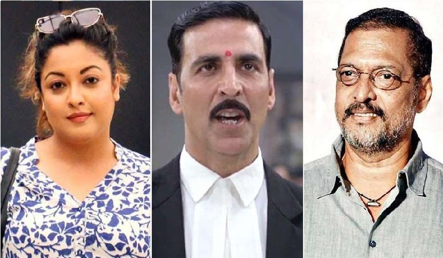 تنوشری-نانا تنازعہ: اکشے کمار پہنچے پولیس اسٹیشن، درج کرائی شکایت