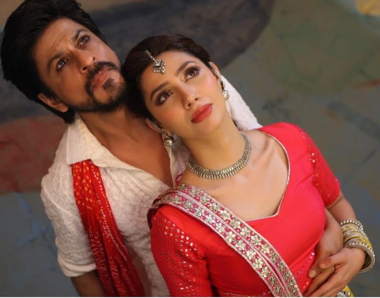 پاکستانی اداکارہ ماہرہ خان کو شاہ رخ خان نے بات کرنے کی تمیز نہیں سکھائی