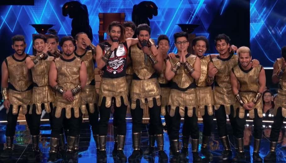 ممبئی لڑکوں کا یو ایس ریالٹی شو پر قبضہ، جیتا ورلڈ آف ڈانس کا خطاب