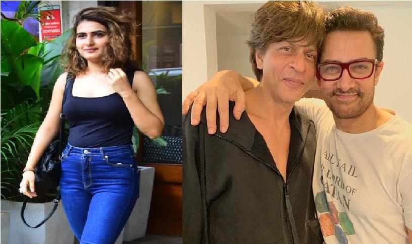 عامر خان کے بعد اب شاہ رخ خان کے ساتھ کام کریں گی فاطمہ ثنا شیخ