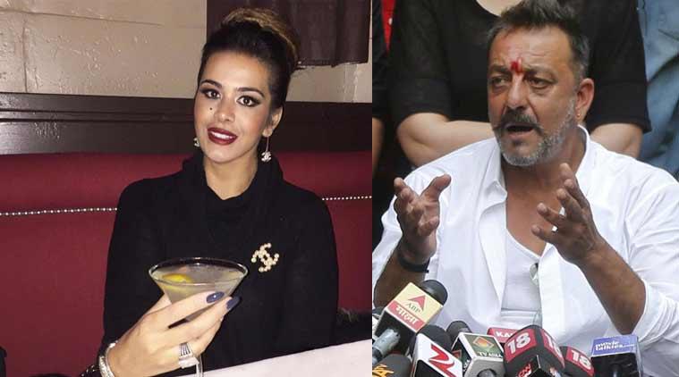 سنجے دت اپنی بیٹی ترشالا کو فلمو ں میں آنے نہیں دینا چاہتے ۔