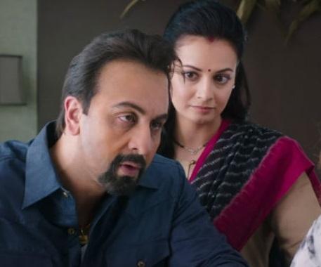 باکس آفس پر فلم سنجو کا دبدبہ
