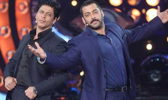 اس بار سلمان کی فلم دبنگ 3 میں نظر آسکتے ہیں شاہ رخ خان؟