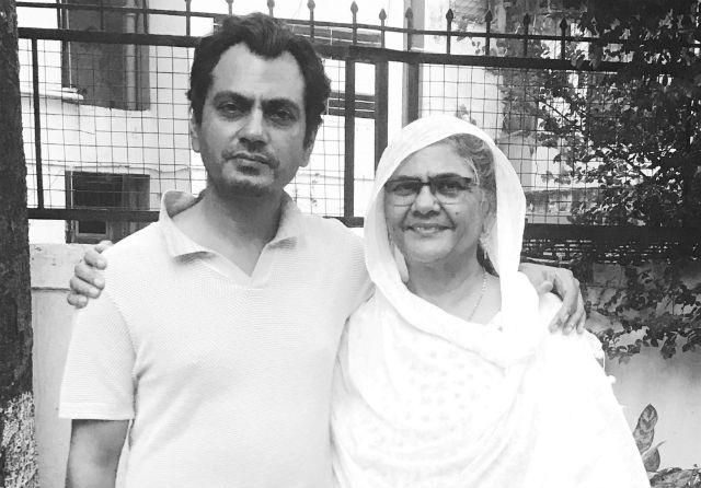 نواز الدین صدیقی کی ماں کا نام ہوا بی بی سی کی 100 با اثر خواتین کی فہرست میں شامل