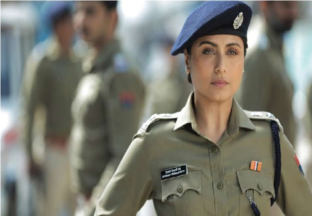 پولیس یونیفارم میں نظر آئی رانی مکھرجی، فلم مردانی 2 کا پہلا پوسٹر جاری
