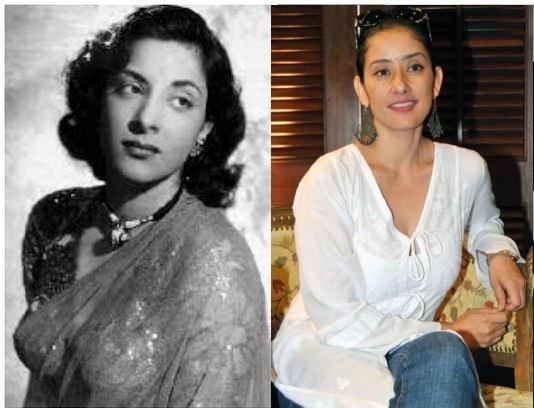 منیشا کوئرالہ نے کہا داکارہ نرگس دت کا کردار نبھانا فخر کی بات