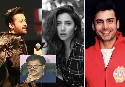 بالی ووڈ نے پاکستانی اداکاروں کے ساتھ کام نہ کرنے کی کھائی قسم: اشوک پنڈت