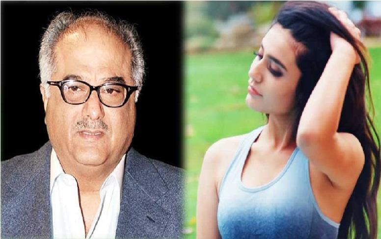 """بونی کپور نے پریہ پرکاش کو فلم """" سری دیوی بنگلہ"""" کو لیکر بھیجا قانونی نوٹس"""