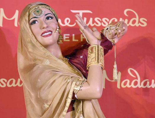 دہلی کے میڈم تساؤ میوزیم میں نظر آئے گی مغل اعظم کی انارکلی