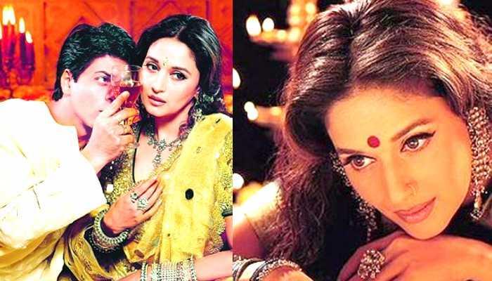شاہ رخ-ایشوریا، مادھوری کی ہٹ فلم