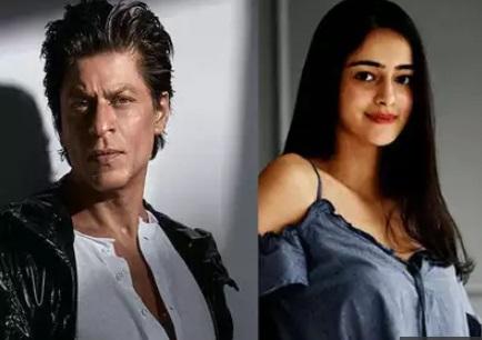اننیا پانڈے شاہ رخ خان کو والد کی طرح سمجھتی ہیں
