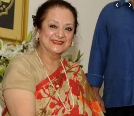 سائرہ بانوں نے اپنی دلکش اداؤں سے دیوانہ بنایا