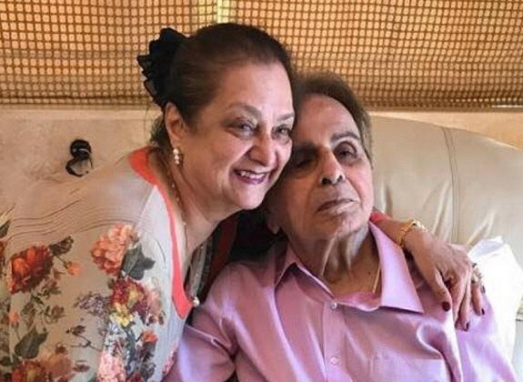 دلیپ کمار کی صحت کولیکر جذباتی ہوئی سائرہ بانو-