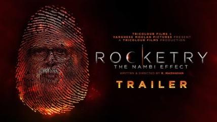 آر مادھون کی فلم 'راکیٹری:دی نامبی افیکٹ' کا ٹریلر ریلیز