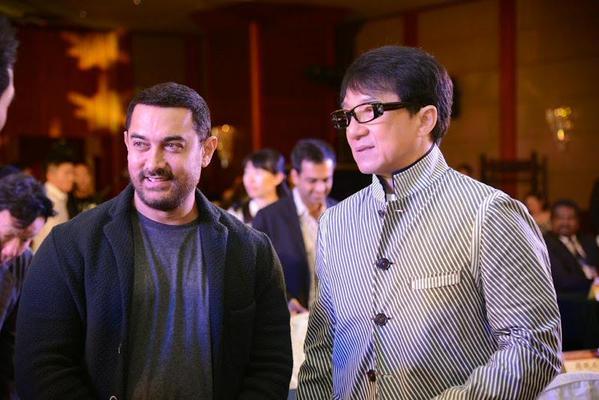 چینی اداکاروں کے ساتھ کام کرنا چاہتے ہیں عامر خان