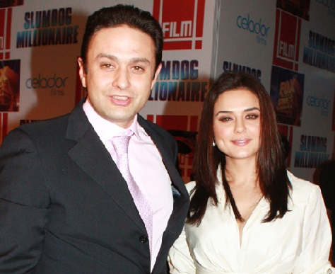 بالی ووڈ اداکارہ پریتی زنٹا کے ساتھ چھیڑ چھاڑ کا معاملہ : چارج شیٹ داخل