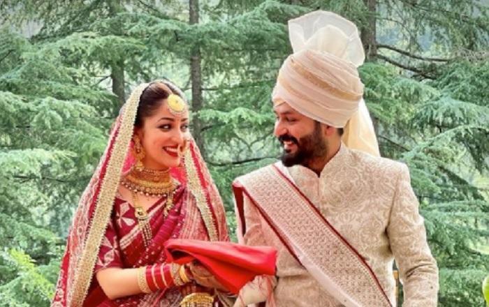 اداکارہ یامی گوتم نے فلم اوری-دی سرجیکل اسٹرائیک کے ڈائریکٹر آدتیہ دھر سے کرلی شادی