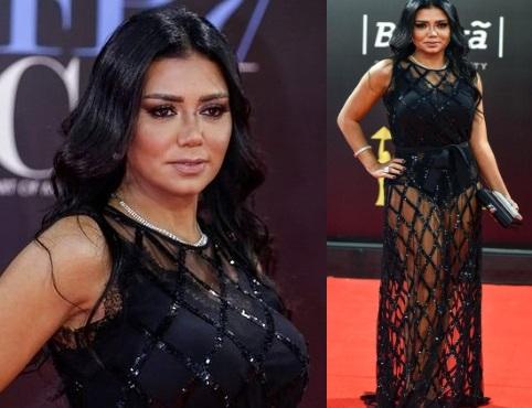مصری اداکارہ کے ڈریس پر تنازعہ