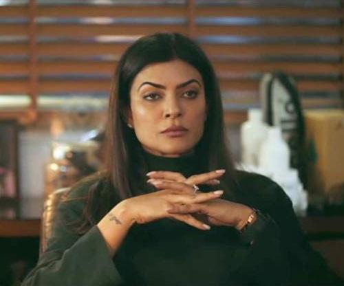 ناظرین جب تک پسند کریں گے کام کروں گی: سشمیتا سین