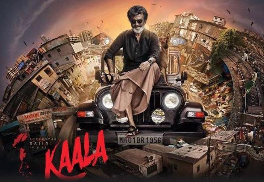 کرناٹک میں رجنی کانت کی فلم کالا پر پابندی