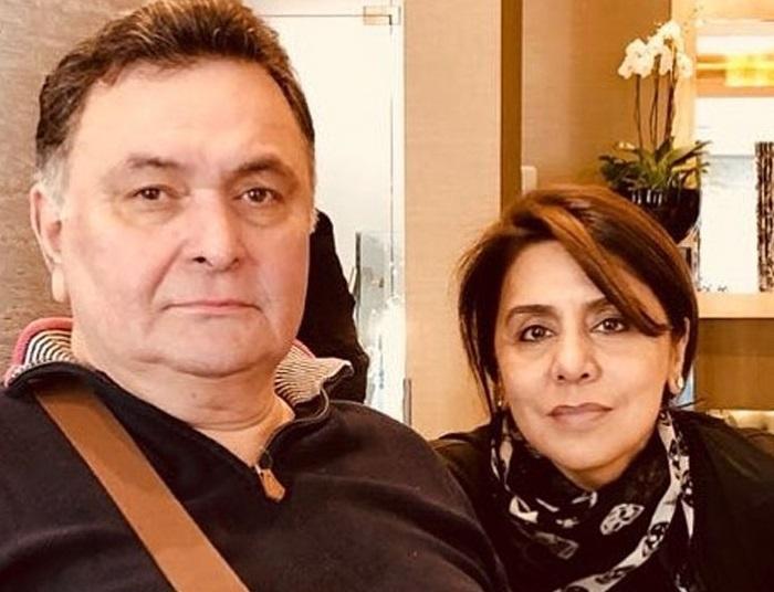 رشی کپور نے سہیل خان کی بیوی سے کی بدتمیزی ، نیتو کو مانگنی پڑی معافی