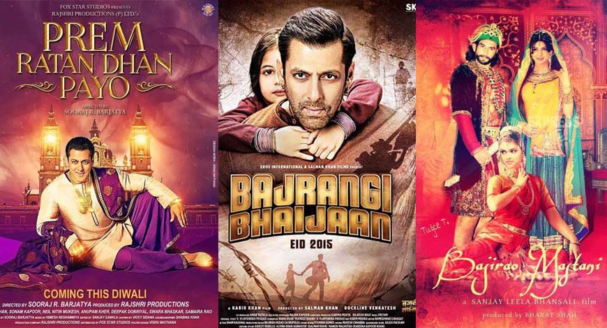 سال 2016-17 میں 19300 کروڑ روپے کے پار ہوگی ہندی فلم انڈسٹری کی آمدنی