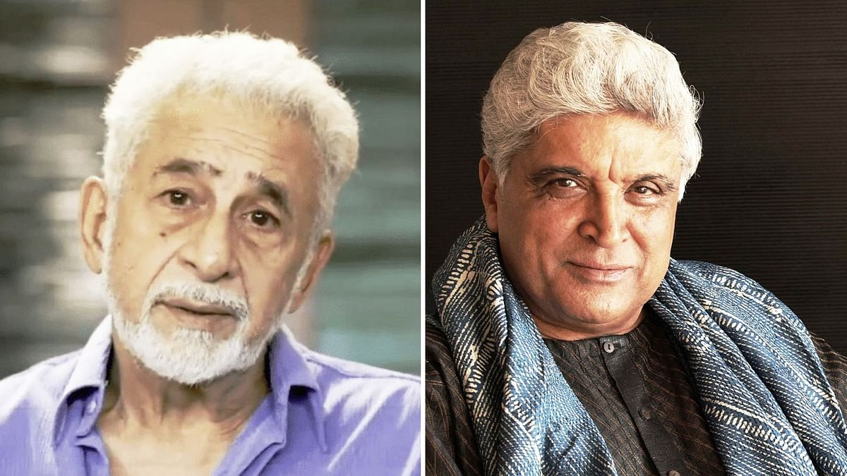نصیرالدین شاہ اور جاوید اختر کے خلاف مہم قابل مذمت