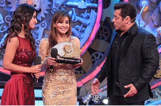 شلپا شنڈے نے جیتا بگ باس 11